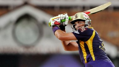 Jacques Kallis: Cashed in on a life to top score with 72
