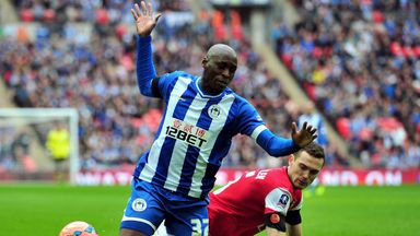Marc-Antoine Fortune has signed a short-term deal with Southend