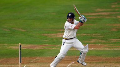 Will Smith: Hampshire batsman made 70 against Derbyshire