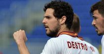 Mattia Destro: Could still make Chelsea switch