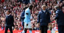 Yaya Toure: Ruled out for up to two weeks