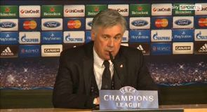 Tactics just right for Ancelotti