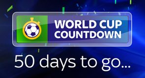 World Cup countdown