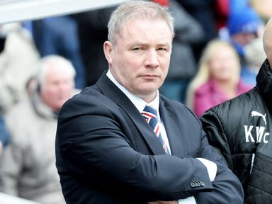 Ally McCoist: Rangers will play Queen's Park