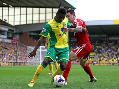 Alex Tettey: Signs new two-year deal at Norwich