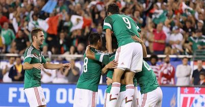Mexico fight back for draw