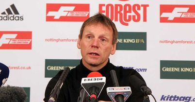 Stuart Pearce: Will take over as Forest boss next season
