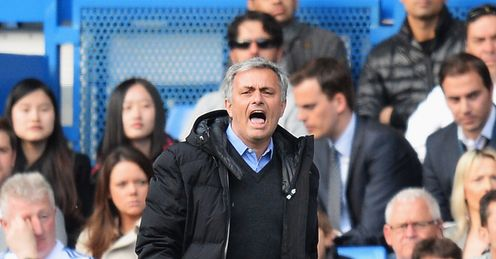 Jose Mourinho: Not happy with officials in Sunderland game