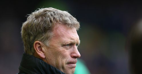 David Moyes: Sacked by Manchester United on Tuesday