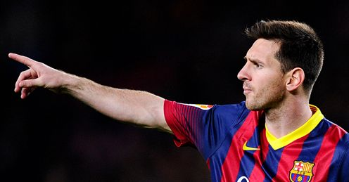 Lionel Messi: Mulled over a move to Arsenal