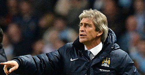 Manuel Pellegrini: Insists players retain appetite for the title race