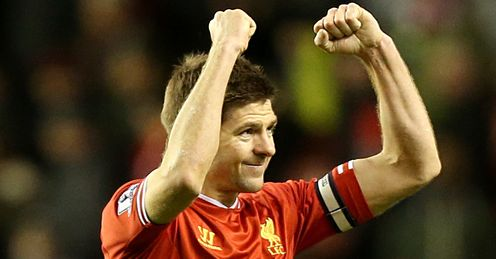 Steven Gerrard: Liverpool captain expected to sign new contract