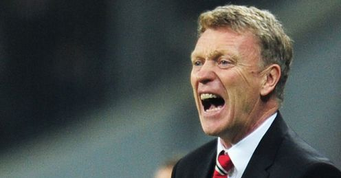David Moyes: Axed at Old Trafford