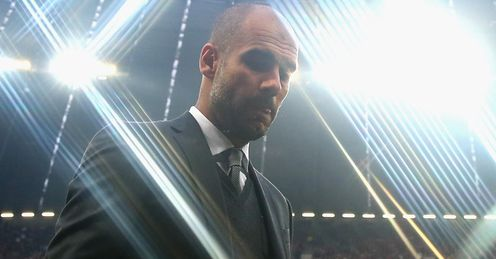 Pep Guardiola: Trying too hard, says Glenn Hoddle