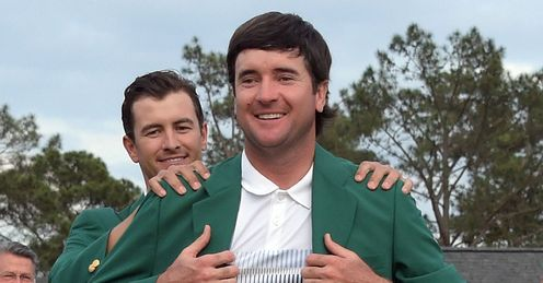 Bubba bags second Masters