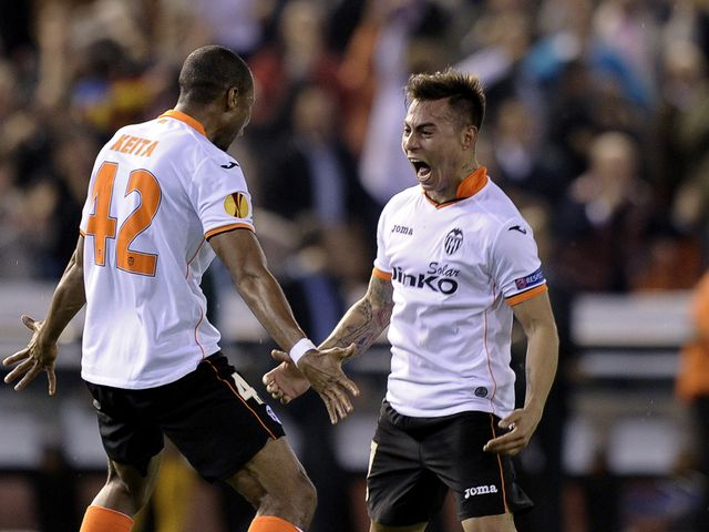 Valencia overturned a 3-0 first-leg deficit