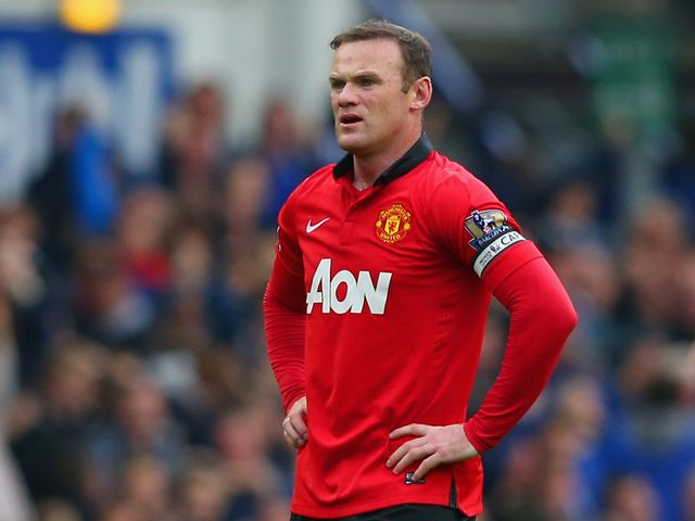 Rooney: Could feature against Hull