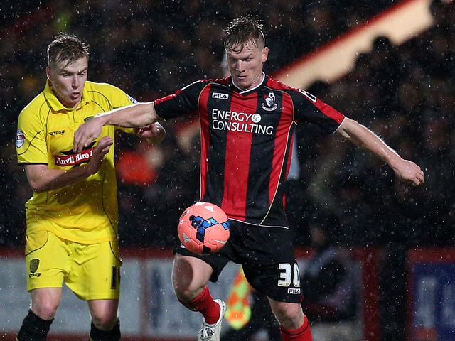 Matt Ritchie: In fine form for Bournemouth