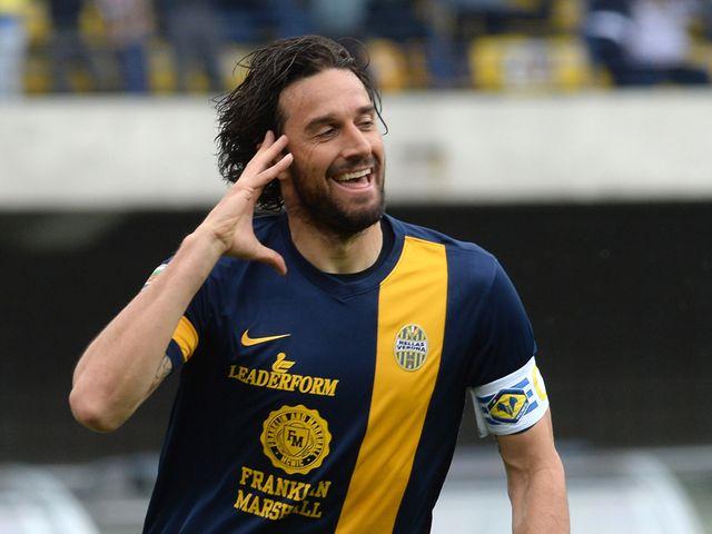 Luca Toni: Already has 20 goals this season
