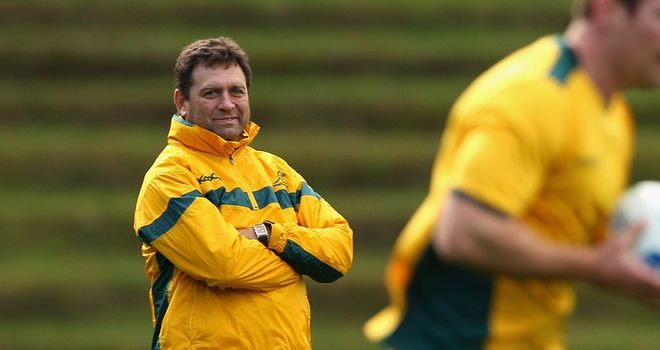 David Nucifora: Worked with Joe Schmidt at the Blues in 2006