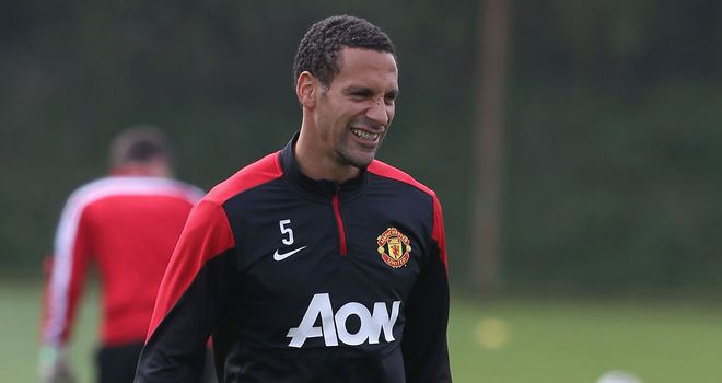 Rio Ferdinand: Sees himself as an active footballer