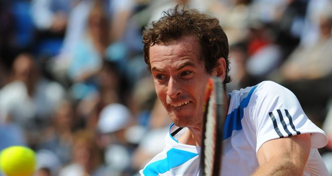 Andy Murray: Preparing to return to action