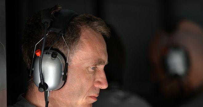 Bob Bell: Will depart Mercedes in November