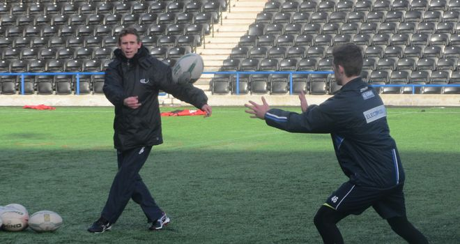 Brett Hodgson: To Join Widnes' coaching staff on a two-year deal from next season