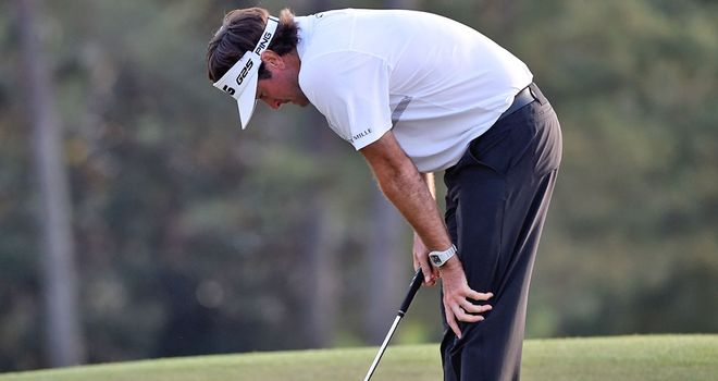 Bubba Watson: Up to fourth in the world after Masters victory