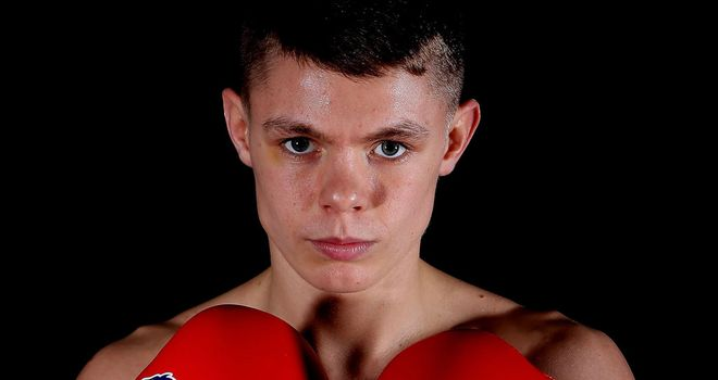 Charlie Edwards: Hot prospect for a medal at the Commonwealth Games