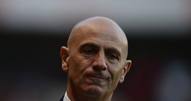 Beppe Sannino: Pleased by opening day win