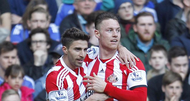 Connor Wickham: Says Sunderland were buzzing after Chelsea win