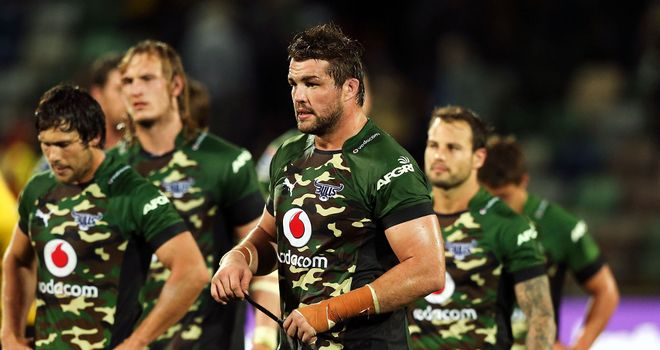 Flip van der Merwe: Will return to captain the Bulls on Friday