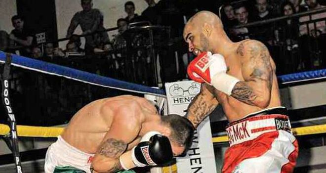 Leon McKenzie stops Nikola Varbanov in his last fight