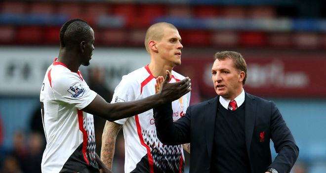 Mamadou Sakho: Liverpool defender has praised Brendan Rodgers