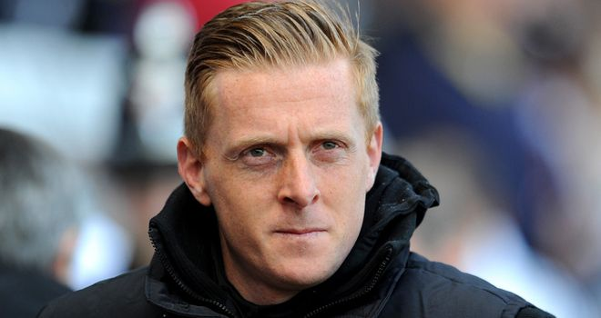 Garry Monk: Looks set to be appointed permanent Swansea boss