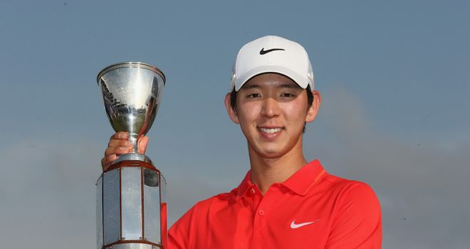 On Seung: Noh posted a final round 71 to win the Zurich Classic of New Orleans