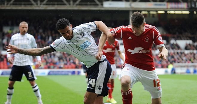 Carlos Edwards: Solo effort enough to give Millwall three points