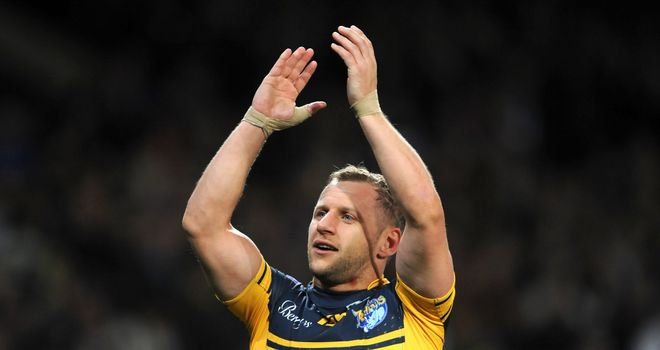 Rob Burrow: Included in Leeds' 19-man squad to face Hull KR on Friday