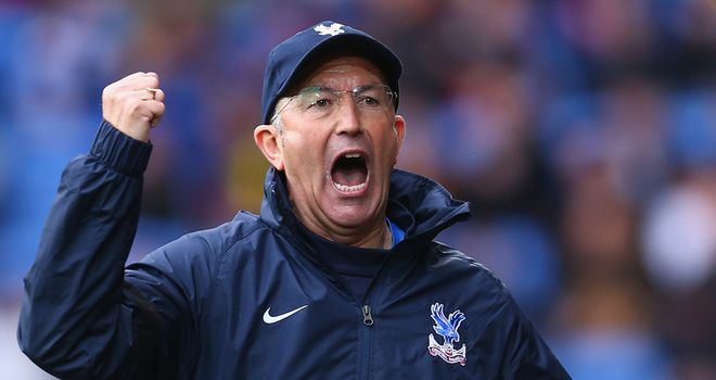 Tony Pulis: 'It's been a great ride'