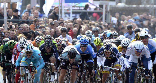 Scheldeprijs ends with a bunch sprint