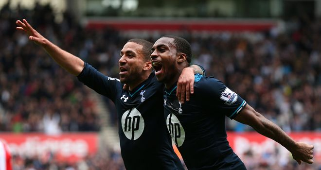 Danny Rose: Scored winner for Spurs at Stoke