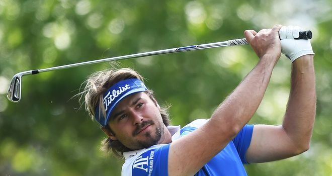 France's Victor Dubuisson will be looking to challenge at the US Open - and impress Paul McGinley