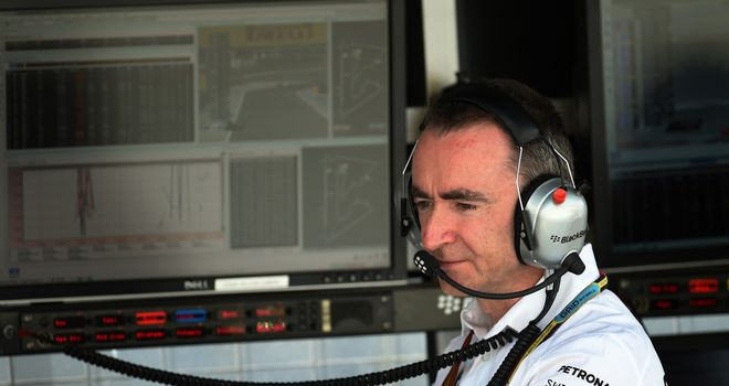 Paddy Lowe: Hits back at F1 critics