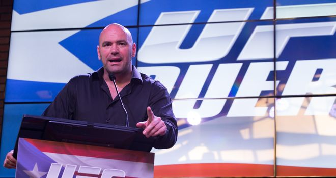 Dana White: Hopping the next UFC event in the Middle East is more successful than the last