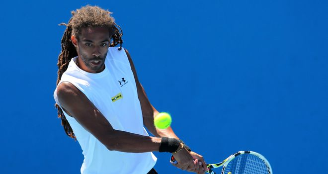 Dustin Brown: Saw off Ivo Karlovic in two tie-breakers