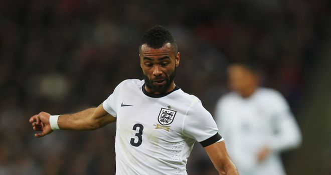 Ashley Cole: Out of World Cup and now retired from international football