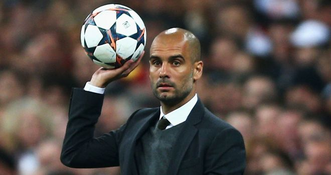 Guardiola defends tactics