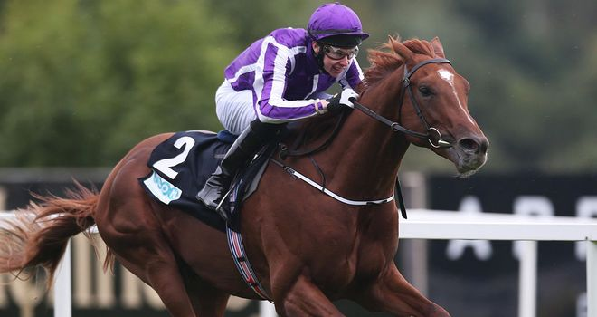 Australia heads the Ballydoyle squad for the Epsom Derby