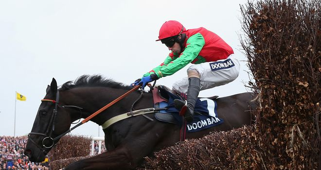 Balder Succes: Looking for a big race double at Punchestown.